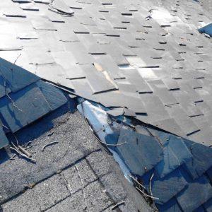 arreglo de tejados de pizarra madrid