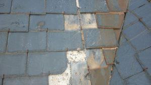 repapar tejado pizarra madrid